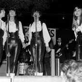 The Shangri-Las by George Shuba