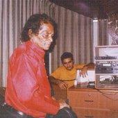 Raimundo Soldado no estúdio