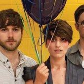 The 3 original members.