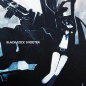 Black Rock Shooter iTunes cover