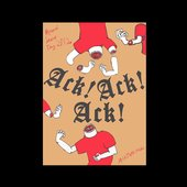 Cover art for Ack! Ack! Ack! Records RSD 2012 tape compilation