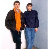 Shaun and Bez, 1991