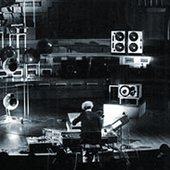 Francois Bayle, live performance in his Acousmonium, early 1980s