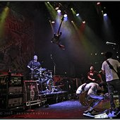 The Expendables: Bass Toss @ The Avalon, Hollywood