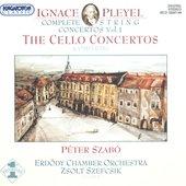 Concerto in C Major for Cello and Orchestra Ben 106: III. Rondo. Allegro molto