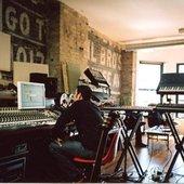 charlie in new studio