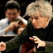 Simon Rattle: Vienna Philharmonic Orchestra