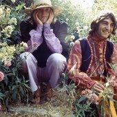 Frank Zappa's Garden 1968!