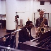 Gerry Mulligan and Thelonious Monk – the first track on Mulligan Meets Monk