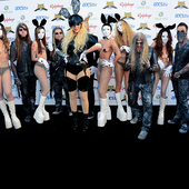 In This Moment @ Golden Gods Awards 2013