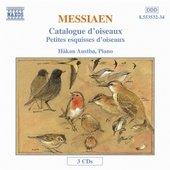 MESSIAEN: Catalogue d'oiseaux / Petites esquisses d'oiseaux