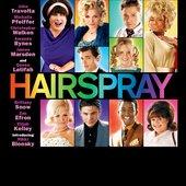 Amanda Bynes, Elijah Kelley, John Travolta, Nikki Blonsky, Queen Latifah & Zac Efron
