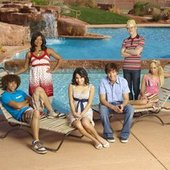 Troy, Gabriella, Ryan and Sharpay