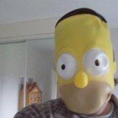 DJ Wrong Homer