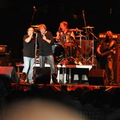 Eddie Money with friend Larry Pancake