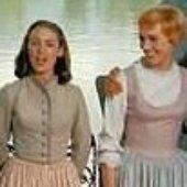 Julie Andrews;Charmian Carr