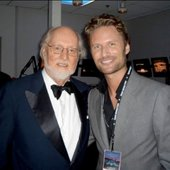 Brian Tyler and John Williams
