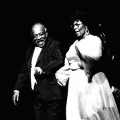 Ella Fitzgerald And Count Basie