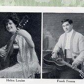 Helen Louise And Frank Ferera