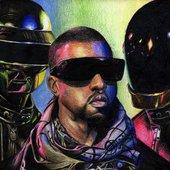 Kanye West Feat. Daft Punk