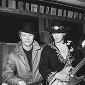David Bowie & Stevie Ray Vaughan