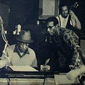 Duke Ellington, Charles Mingus, Max Roach