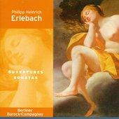 Erlebach, P.H.: Ouvertures Nos. 5 and 6 / Viola Da Gamba Sonata in A Major / E Minor