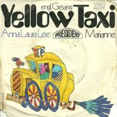 Yellow Taxi — Anna Laura Lee
