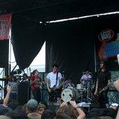 Van's Warped Tour 2009, Houston, TX