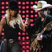Mary J. Blige & U2