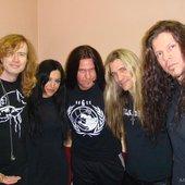 Megadeth feat cristina scabbia
