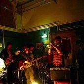 23/10/2009, The Bowery, Edinburgh