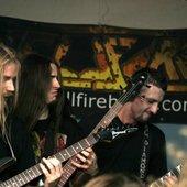 HELLFIRE (POL) live in Progresja 2004 Warsaw, Poland