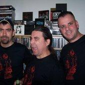 DJ Mark Paradise, DJ Tom Gold, & DJ Bryant Griffin
