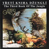 Progres 2 - Třetí kniha džunglí - obal pôvodnej verzie, doplnenej o anglickú