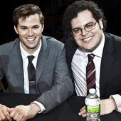 Andrew Rannells & Josh Gad