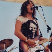 Tommy Bolin - live