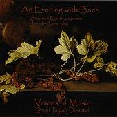 Passacaglia: Mein Freund ist mein (J.C. Bach)