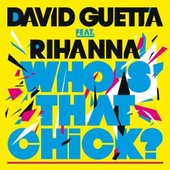 Who's That Chick ? - Single Cover [Official]
