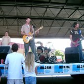 Pre-game Concert, Alb. Isotopes, 29 August 2004