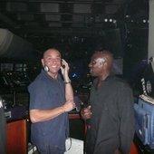 Jamie with Funky C @ Essex Uni