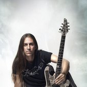 Jorge Salan + Mayones Guitar