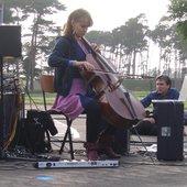 Hildur at Faster Than Sound 2007