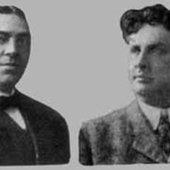 Arthur Collins and Byron G. Harlan