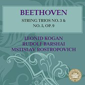Beethoven: String Trios No. 3 & 5