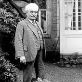Janacek and Dog