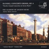 Handel: Concerto Grosso Op. 6, No. 08 in C minor (HWV 326): Siciliana