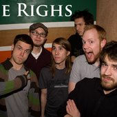 the righs!! banner