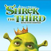 Shrek The Third: Motion Picture Soundtrack Cover