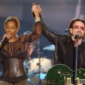 U2 and Mary J. Blige